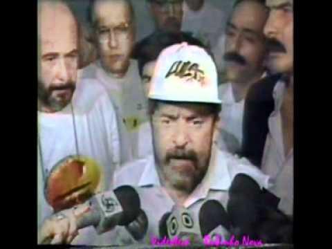 REDE MANCHETE PRESIDENTE LULA ELEIÇOES 1994