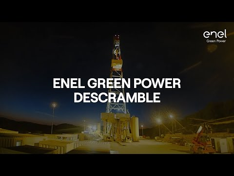Enel Green Power Descramble: Geothermal Becomes 2.0