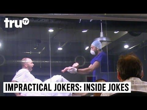 Impractical Jokers: Inside Jokes - Murr Births A Newborn   truTV
