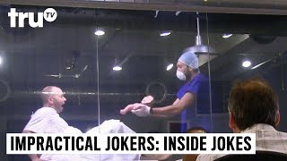 Video Impractical Jokers: Inside Jokes - Murr Births A Newborn | truTV download MP3, 3GP, MP4, WEBM, AVI, FLV November 2017