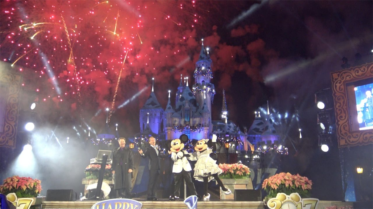 New Years Eve At Disneyland