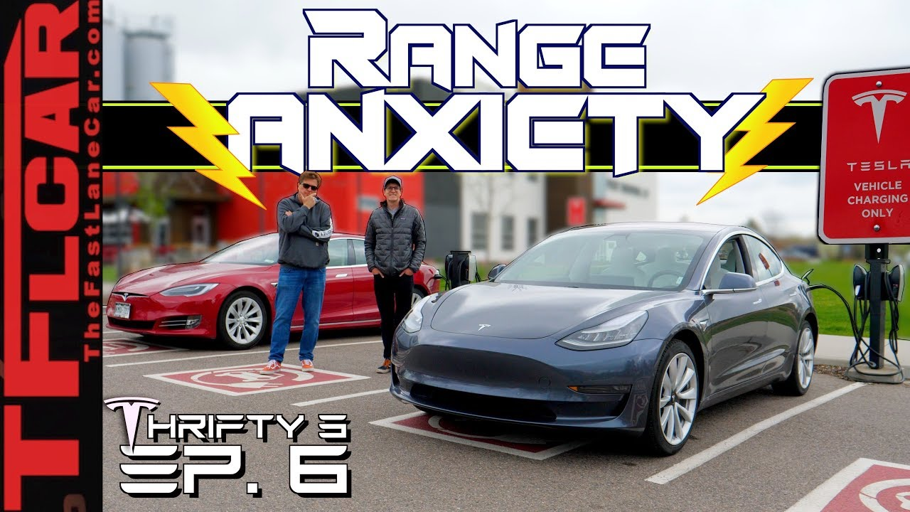 How Long Does A Tesla Take To Charge >> Does Keeping A Tesla Charged Suck Here S What It S Like To Live With A New Model 3 Thrifty 3 Ep 6