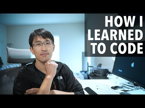 How I learned to code (as a software engineer) using project-based learning.