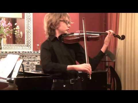 видео: Вьетан Фантазия Апассионата/Vieuxtemps Fantasia Appassionata, op. 35