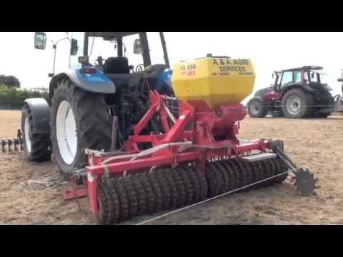 IGA Irish Farming Journal  Reseeding Demo