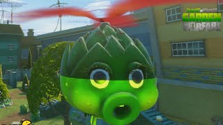 Plants Vs. Zombies: Garden Warfare - Cactus Fly in the Sky