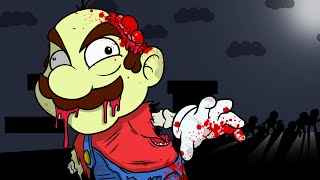 SUPER MARIO 64 ZOMBIES! (Cod WaW Modded Map & Funny Moments)