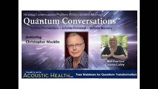 Manifestation in Divine Alignment and Rapid Magi Manifestation with Christopher Macklin