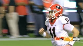 Jake Fromm vs. Tennessee 2019