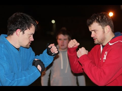 Street Fight (Martial Arts Feature Film)