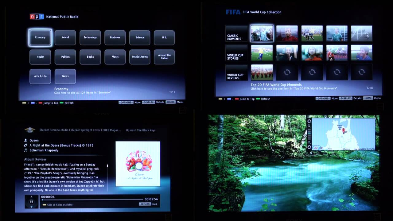 Sony BRAVIA Wireless Connection How-To