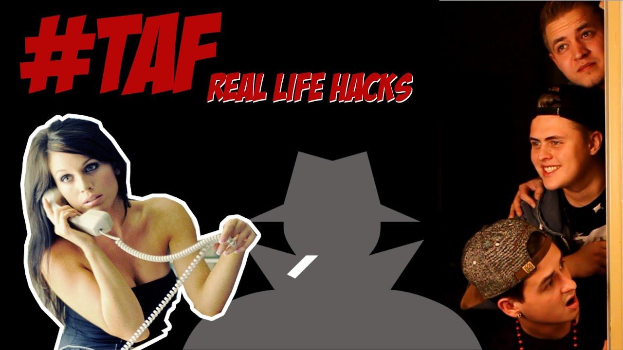 handy hacken 10 real life hacks taf 9 youtube. Black Bedroom Furniture Sets. Home Design Ideas