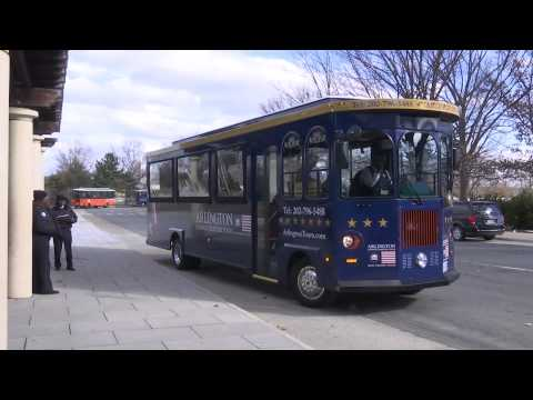 Expanded Tour Service at Arlington National Cemetery