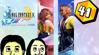 Let's Play Final Fantasy X HD (Blind) Part 41: Al Bhed Chest Password Guessing Game