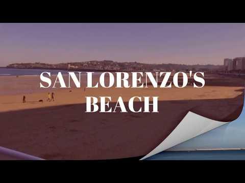 SAN LORENZO'S BEACH GIJÓN - ENGLISH PROYECT TOURIST GUIDES