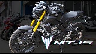 Yamaha MT-15 Philippines Walk-around #MT15