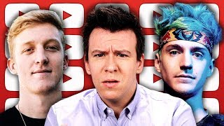 Massive OxyContin Accusations, Tfue vs Ninja, Netflix Bird Box Backlash, & The Trump Syria Problem
