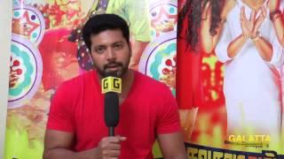 There is no ego between Trisha and Anjali - Jayam Ravi