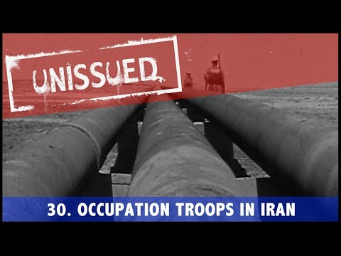 Allied Invasion of Iran (1941) - Unissued Nº30
