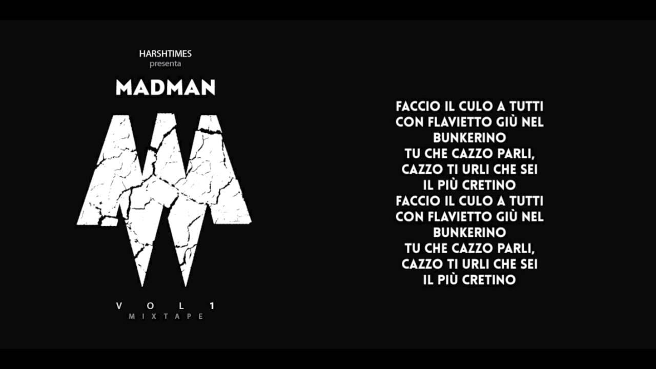 05 Madman Bunkerino Lyrics Vol 1 Mixtape Youtube