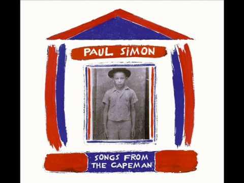 Paul Simon - Adios Hermanos + Lyrics