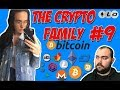 The Crypto Family #9 geld verdienen met Bitcoin altcoin Ethereum Dash litecoin