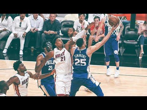 Miami Heat Full Highlights vs Philadelphia 76ers Game 3 ...