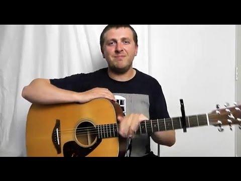 Sail Away - Guitar Lesson - David Gray - How To Play