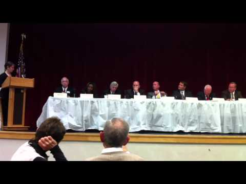 "Indiana General Assembly Legislative Forum ""Lightning Round"" Question #4"