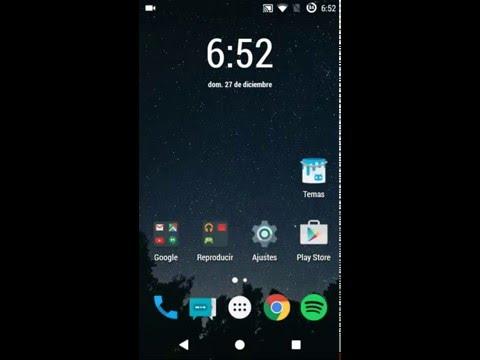 HTC Desire 510 Cyanogenmod 12.1 Android 5.1.1