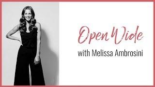 Open Wide w/ Melissa Ambrosini - Terri Cole RLR 2018