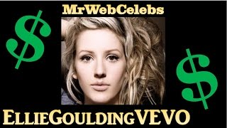 Baixar How much does EllieGouldingVEVO make on YouTube 2015