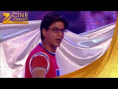 Zee Cine Awards 2004 Shah Rukh Khan's Dance Performance Part1