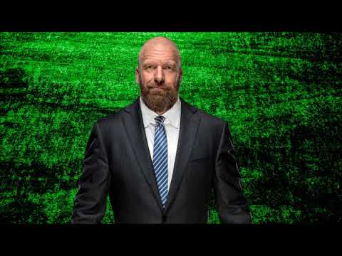 WWE: Triple H Theme Song [The Game] + Arena Effects (REUPLOAD)