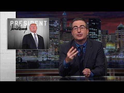 Download Youtube: John Oliver - Trump's miserable 6 months of Presidency