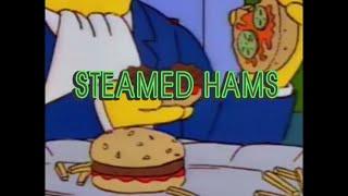 Steamed Hams but it's in Twin Peaks (The Simpsons) (Twin Peaks)