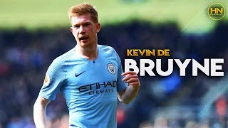 Kevin De Bruyne 2019 - The Maestro - Playmaking Skills & Goals