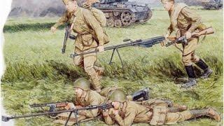 反坦克枪在二战战场上到底发挥了怎样的作用?