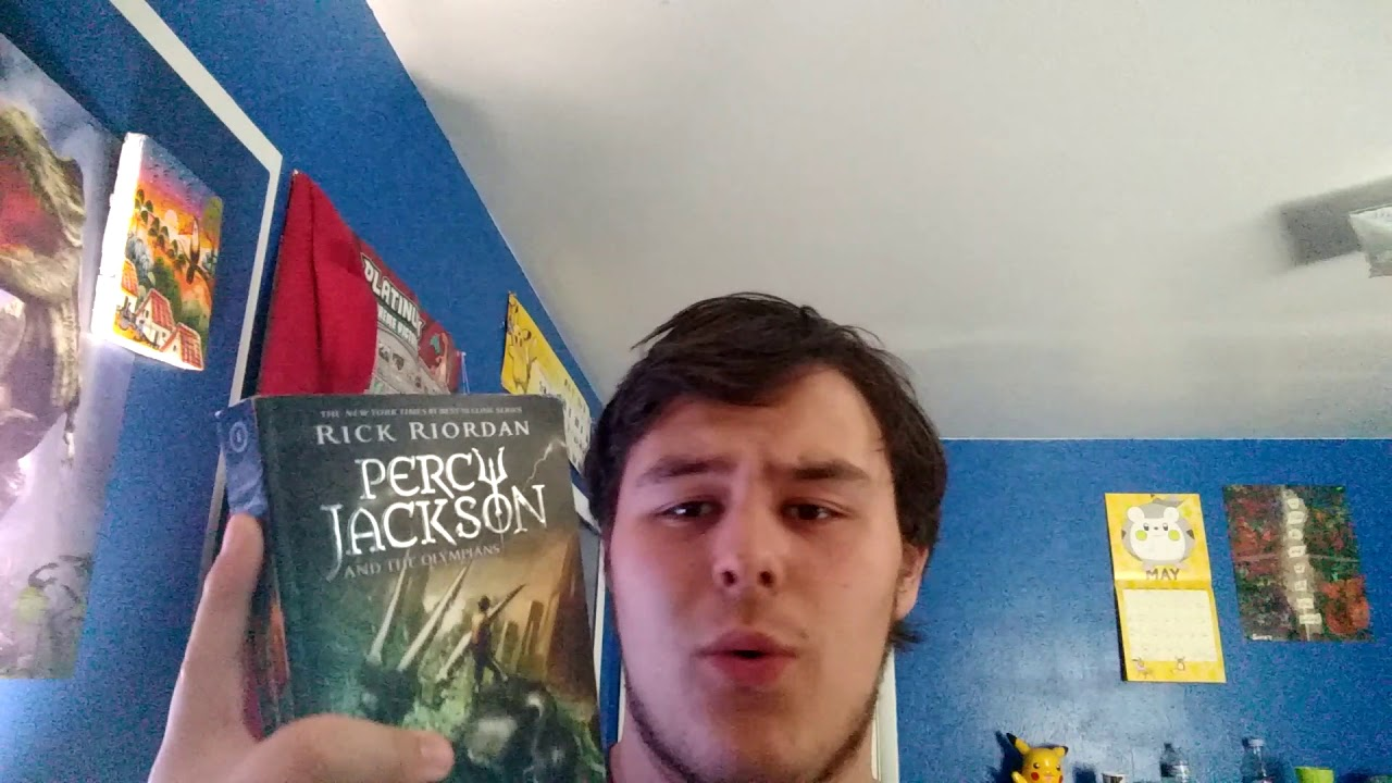 Download Book Talk: The Sea Of Monsters by Rick Riordan