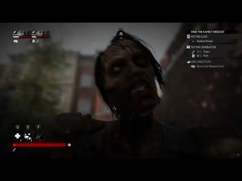 Overkill's The Walking Dead gameplay thumbnail