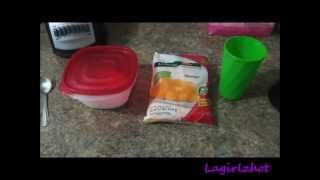 How To Make An Quick/easy/delicious Mango Frappe/smoothie