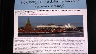 How long can the dollar remain the reserve currency?