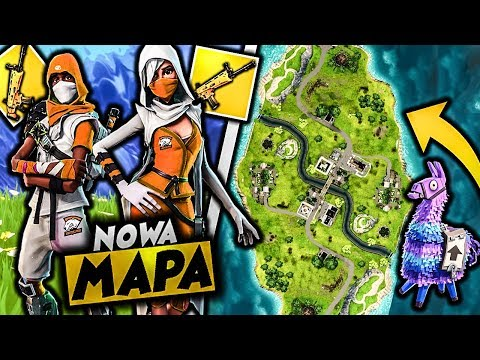 Nowa Mapa Turniejowa W Fortnite 4v4 Virtuspro W Fortnite Rogalik