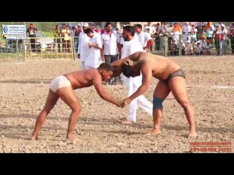 NANNGLI (Amritsar) Shinj Mela (Wrestling) - 2014 in HD.