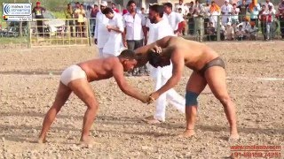 NANNGLI (Amritsar) Shinj Mela (Wrestling) - 2014 in HD.