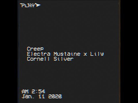 Creep🖖🏼 Electra Mustaine X Lily Cornell Silver