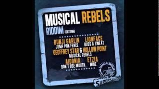 Lion Face - Buss A Sweat - [Musical Rebels Riddim] [Dec. 2011]