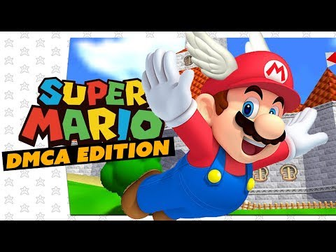 Super Mario 64 Online NEW DMCA EDITION - The Know Game News