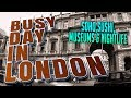 Busy Day in London - Soho, Sushi, Museums & Nightlife