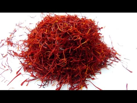 Docu: Saffron (Morocco)